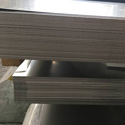 Factory Cheap Hot Stainless Steel Sheet Plate -