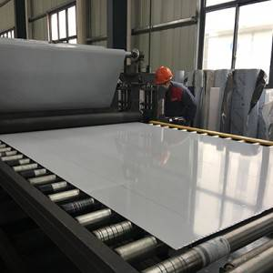 HL STAINLESS STEEL SHEET