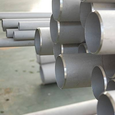 OEM Manufacturer Welded Stainless Steel Pipe -