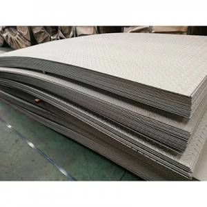 Factory wholesale 2205 Stainless Steel Plate -
