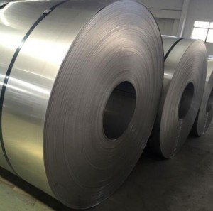 Ba Finish 420 Cold Rolled Stainless Steel Coil