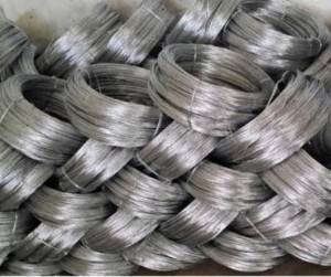 201 Grade 1.0-6.0mm Stainless Steel Coil Wire