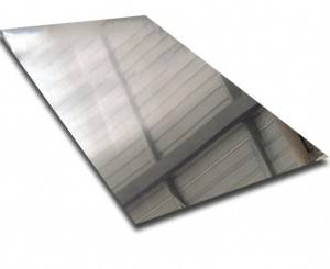 3mm Hot Rolled Polished Finish Stainless Steel Plate