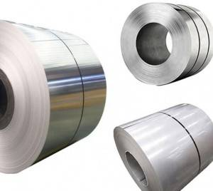 Ss 2b/Ba Surface Stainless Hot/Cold Rolled Steel Coil Strip with Mill/Round Sides (ASTM 201/202/304/316L/321L/430/410/409/904L)