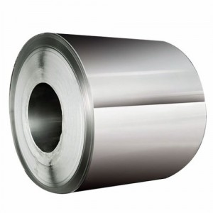 321 Stainless Steel Slit Coils