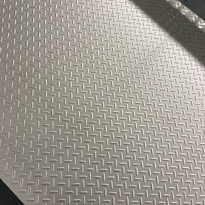 CHECKERED STAINLESS STEEL SHEET Featured Image