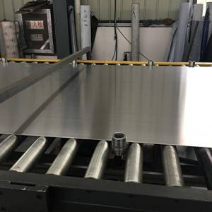 NO.4 OIL POLISHED STAINLESS STEEL SHEETS