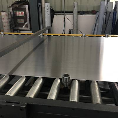 NO.4 OIL POLISHED STAINLESS STEEL SHEETS Featured Image