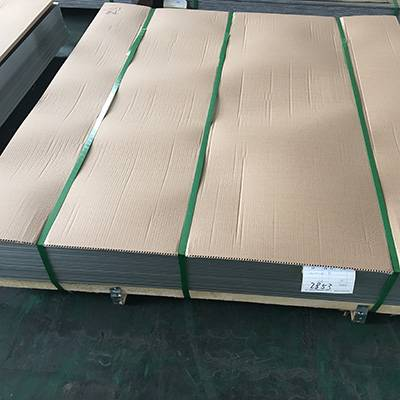 Factory Supply Hot Rolled Stainless Steel Sheet -