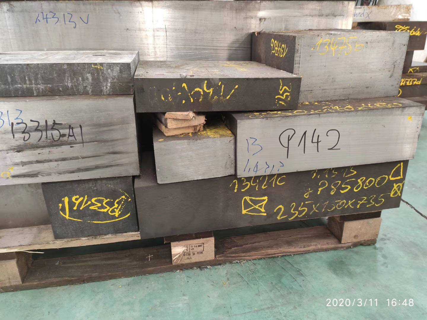 Tool Steel block 1.4313/AISI 415 Germany Origin Featured Image