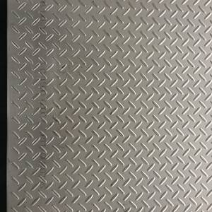 304 embossed stainless steel sheet