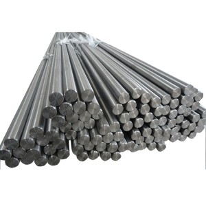 ASTM B348 Gr12 forged round titanium bar