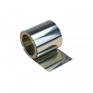 0.2mm – 40mm Thickness Stainless Steel Strip Coil Corrosion Resistance High Toughness