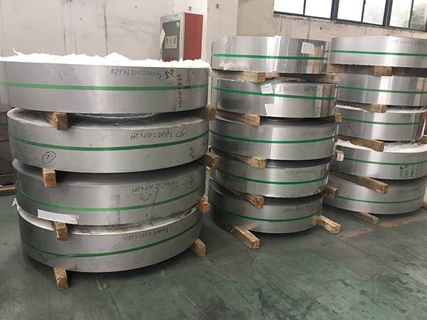 strip steel stainless