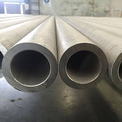 China New Product Conveying Stainless Steel Pipe -