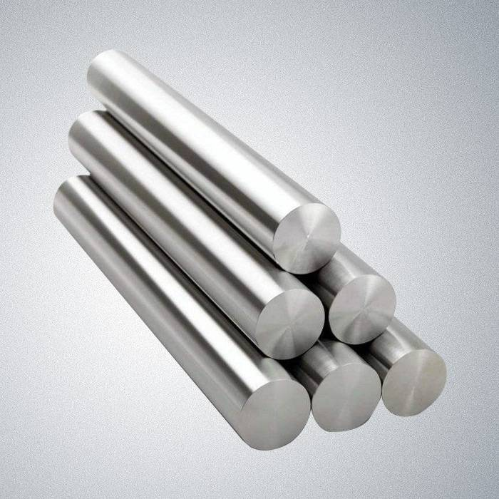 Top Suppliers 316l Stainless Steel Round Bar -