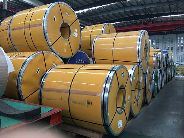 coil steel stainless