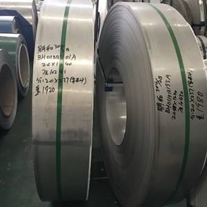 347 Stainless Steel Strip