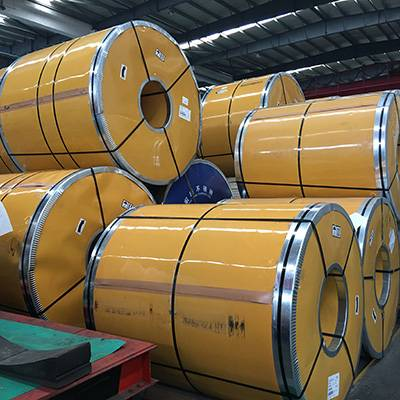 304 POSCO stainless steel coil Featured Image