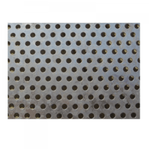 316L perforated stainless steel sheet
