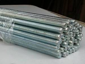 Stainless Steel 904L Threaded Rods