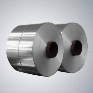 Posco Ba Surface Cold Roll 201 Stainless Steel Coil
