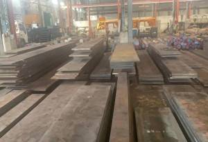 Plastic mould steel XPM/2783