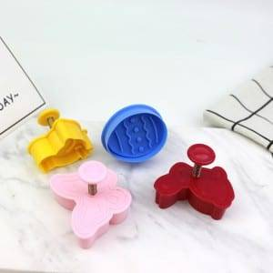 ABS Cutter Set for Fondant & Cookie & DIY CQ-08