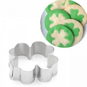 Cookie Cutters Four Leaf Clover Biscuit Cutter