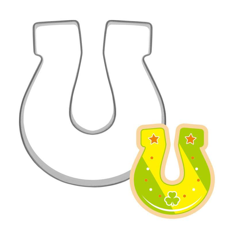 Cookie Cutters U Letter Cookie Cutter Alphabet Letter Featured Image