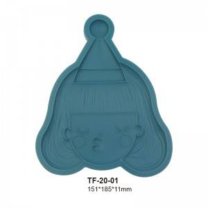 Silicone Chocolate Mould-QCS-24