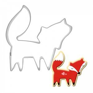 fox stainless steel cookie cutter