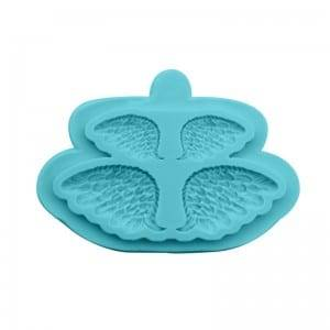Wing Design Silicone Mold CM-4443