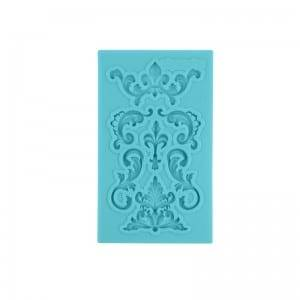 Vintage pattern fondant silicone mold CM-4395