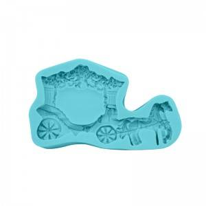 Royal carriage silicone mold CM-4412