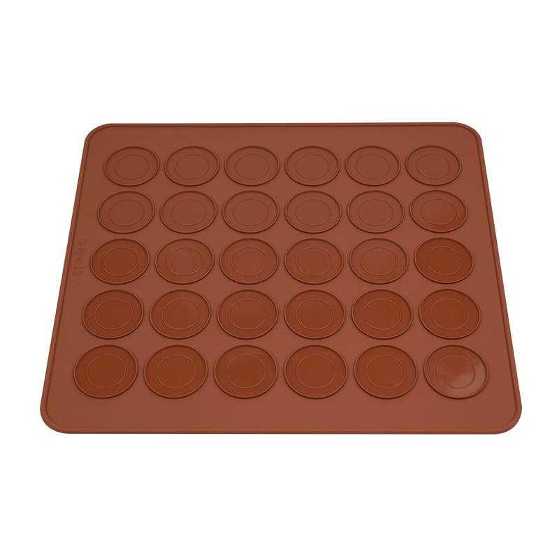 Basics Macaron Silicone Baking Mat CQFM-25S Featured Image