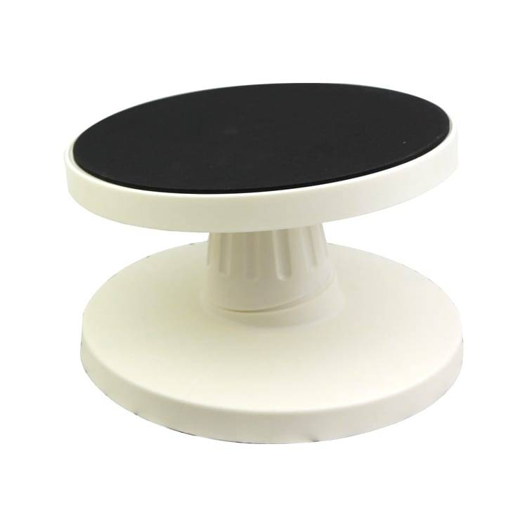Roating Cake Stand-Plastic CQ-1024X Featured Image