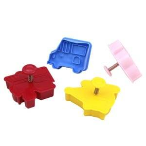 ABS Cutter Set for Fondant & Cookie & DIY CQ-01