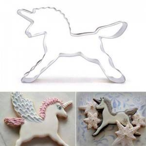 unicorn cookie biscuit cutter
