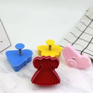 ABS Cutter Set for Fondant & Cookie & DIY CQ-03