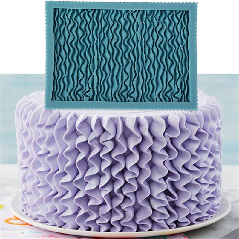 Simpress Silicone Mold Cake Decorating with Fondant Gum Paste Icing Featured Image