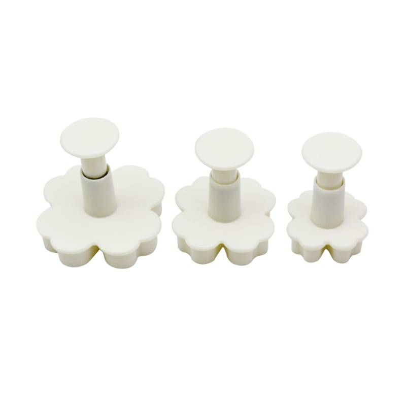 ABS Plane Plunger Cutter Set for Fondant & Cookie & DIY No.81 Featured Image