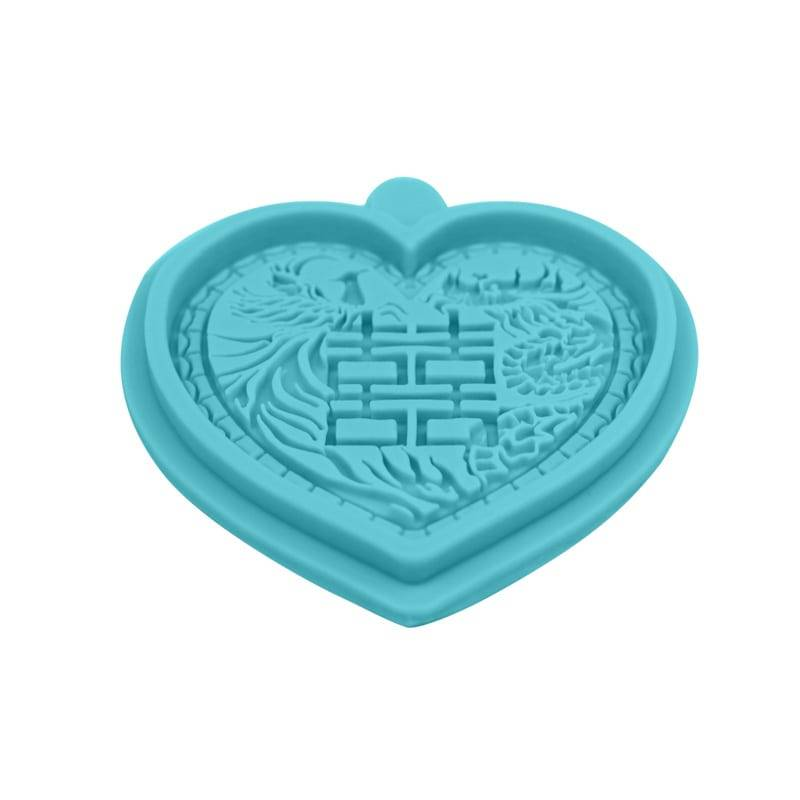 Newlywed chocolate fondant silicone mold CM-4420 Featured Image