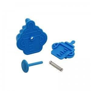 ABS Cutter Set for Fondant & Cookie & DIY CQ-02
