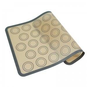 Heat Resistant Silicone Macaron Baking Mat CQFM-18