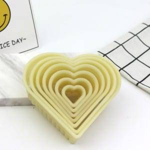 Nylon Cutter Set for Cookie & DIY TPC2064