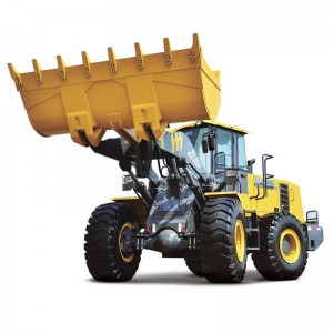 XCMG 5 ton wheel loader ZL50GN
