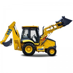 XCMG backhoe loader XC870K / XC870HK