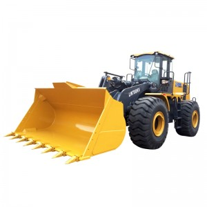 XCMG 7 ton wheel loader LW700KV