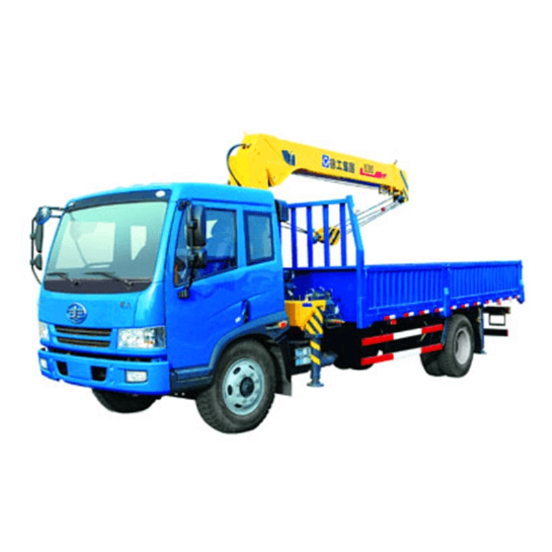 SQ6.3SK2Q / SQ6.3SK3Q truck-mounted crane Featured Image